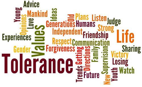 importance of tolerance pdf