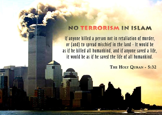 Image result for islam terrorism ahmadiyya