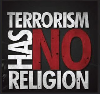 Terrorism has no religion!