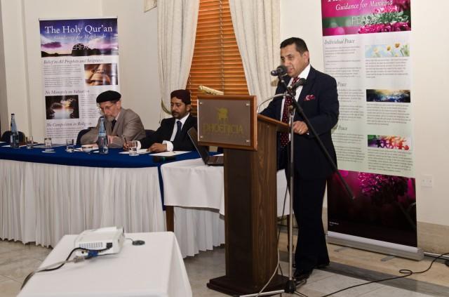 Peace symposium - 2