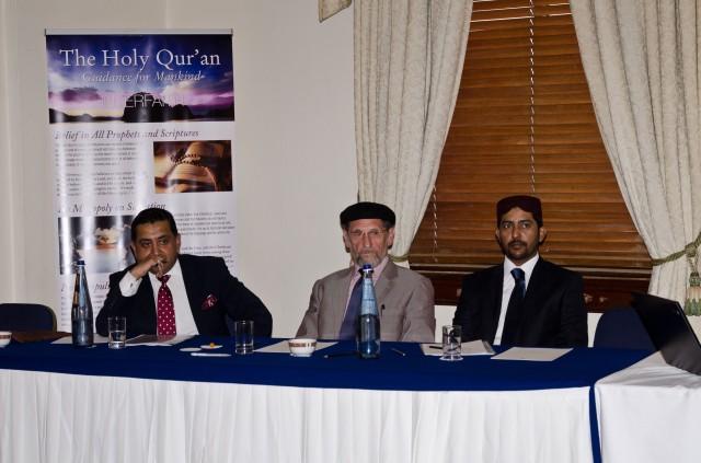 Peace symposium - 3