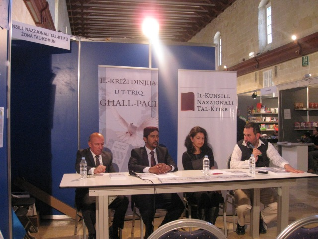 Pathway to peace (Book Launch discussion) -1