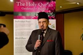 Dr Iftikhar Ahmad Ayaz OBE