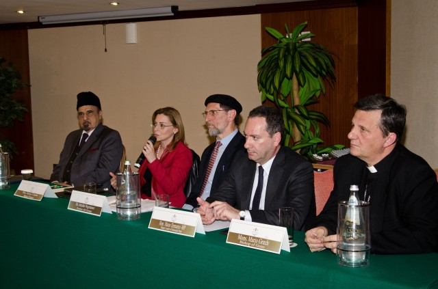 SPEAKERS at the Peace Symposium 2014
