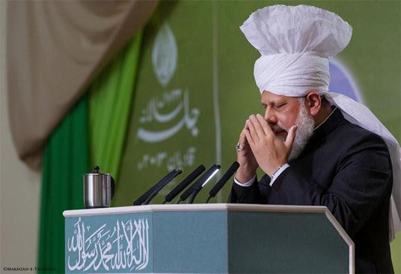 Mirza Masroor Ahmad Khalifatul-Masih V