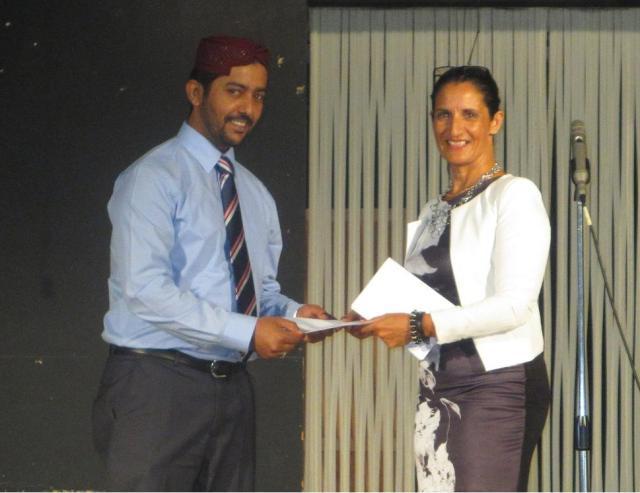 #AhmadiyyaMalta helps Msida school