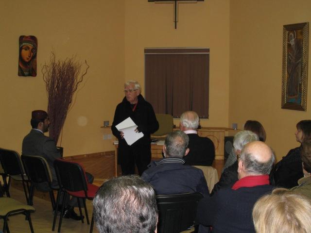 Talk at Millennium Chapel (1)
