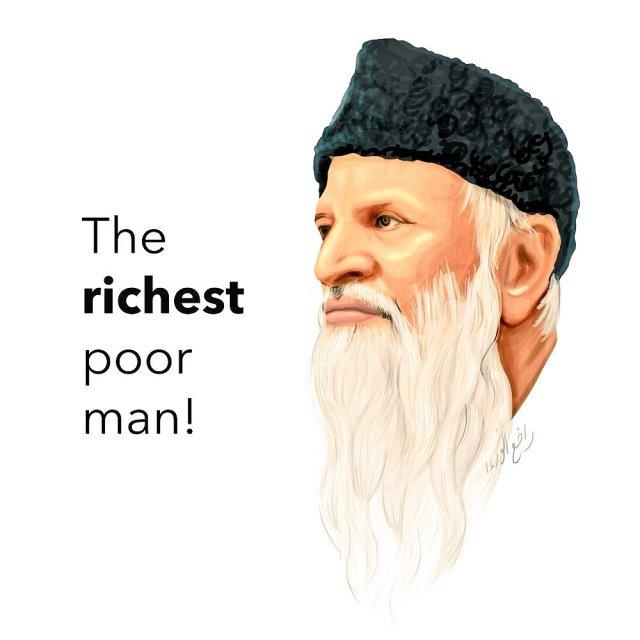 Abdul Sattar Edhi Sahib