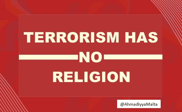 Terrorism has no religion _11